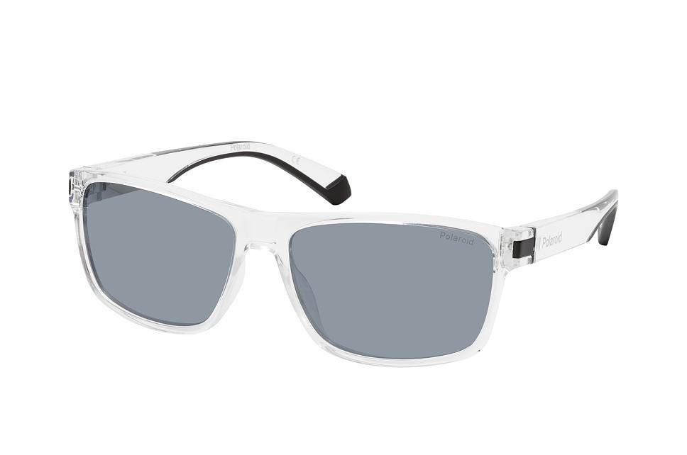 polaroid -  PLD 2121/S MNG, Rechteckige Sonnenbrille, Herren, polarisiert, in Sehstärke erhältlich