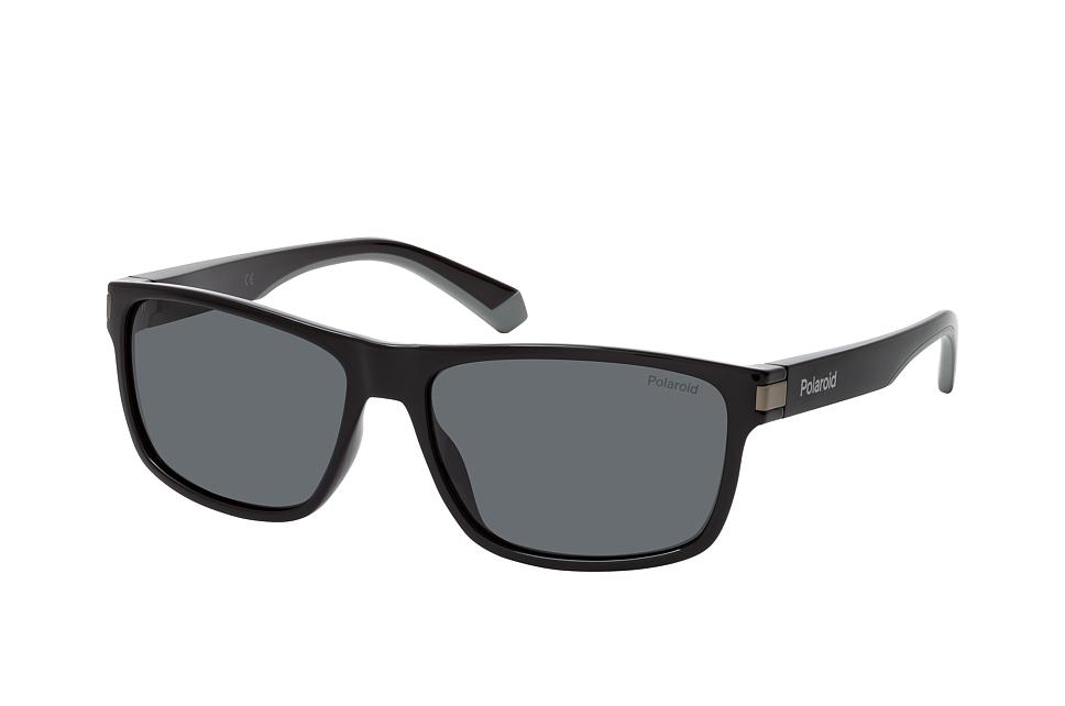 polaroid -  PLD 2121/S 08A, Rechteckige Sonnenbrille, Herren, polarisiert, in Sehstärke erhältlich