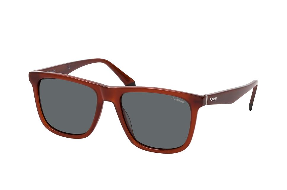 polaroid -  PLD 2102/S/X 09Q, Quadratische Sonnenbrille, Herren, polarisiert, in Sehstärke erhältlich
