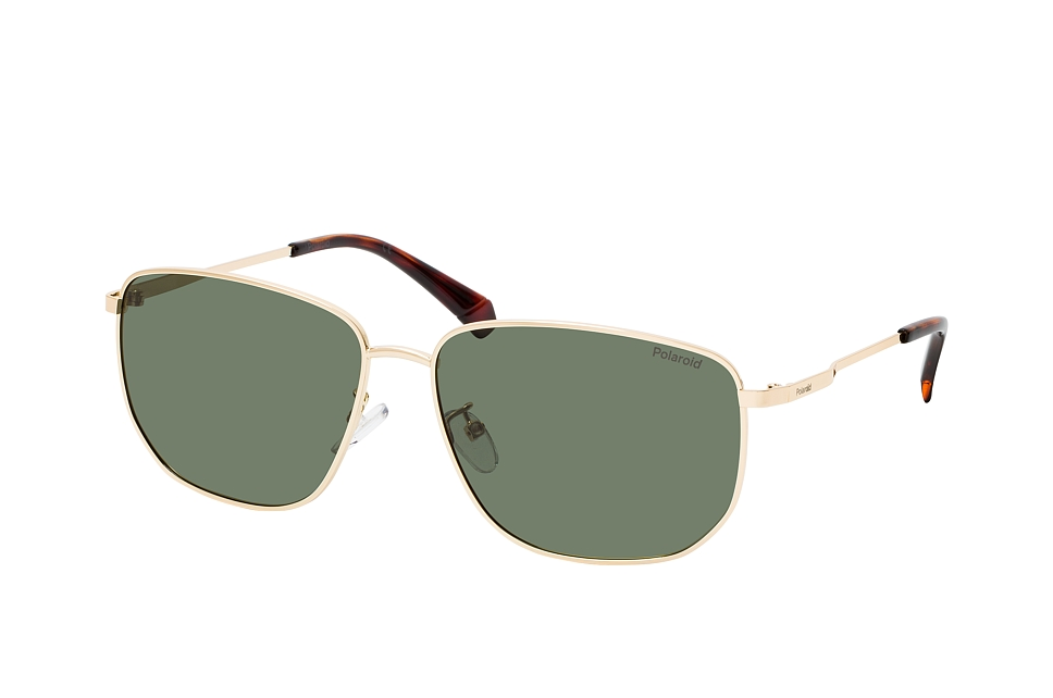 polaroid -  PLD 2120/G/S J5G, Rechteckige Sonnenbrille, Herren, polarisiert