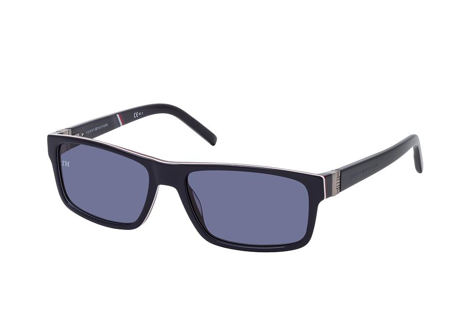 tommy hilfiger -  TH 1798/S PJP, Rechteckige Sonnenbrille, Herren, in Sehstärke erhältlich