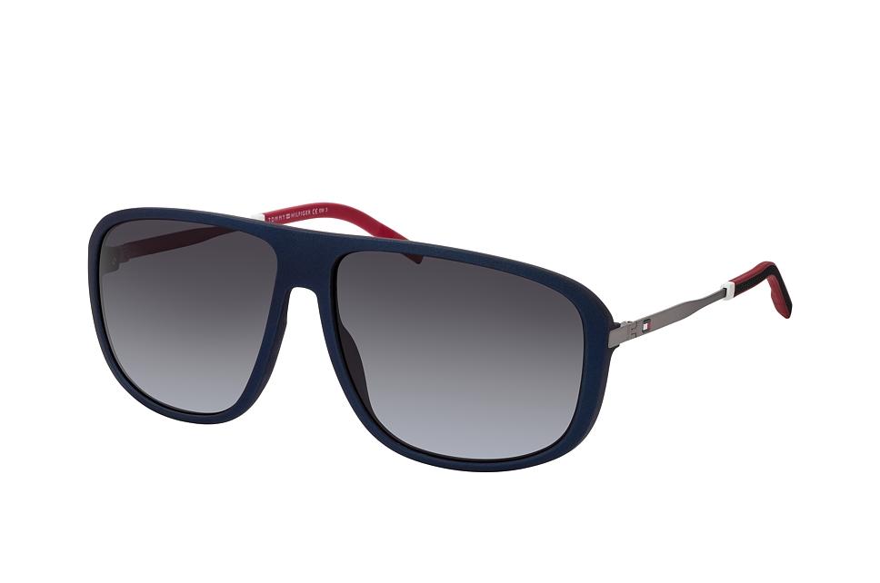 tommy hilfiger -  TH 1802/S FLL, Aviator Sonnenbrille, Herren