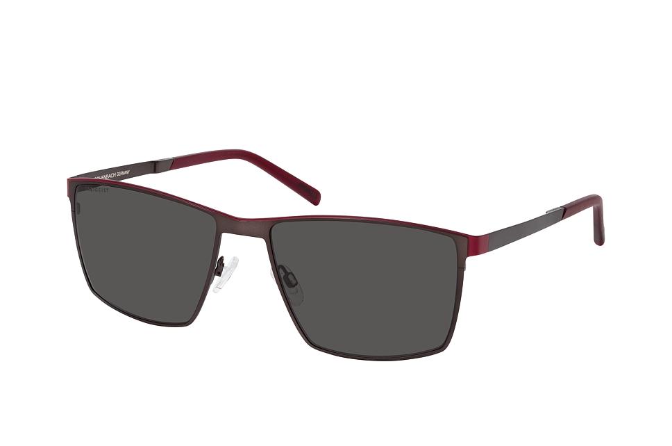 freigeist -  865004 30, Quadratische Sonnenbrille, Herren