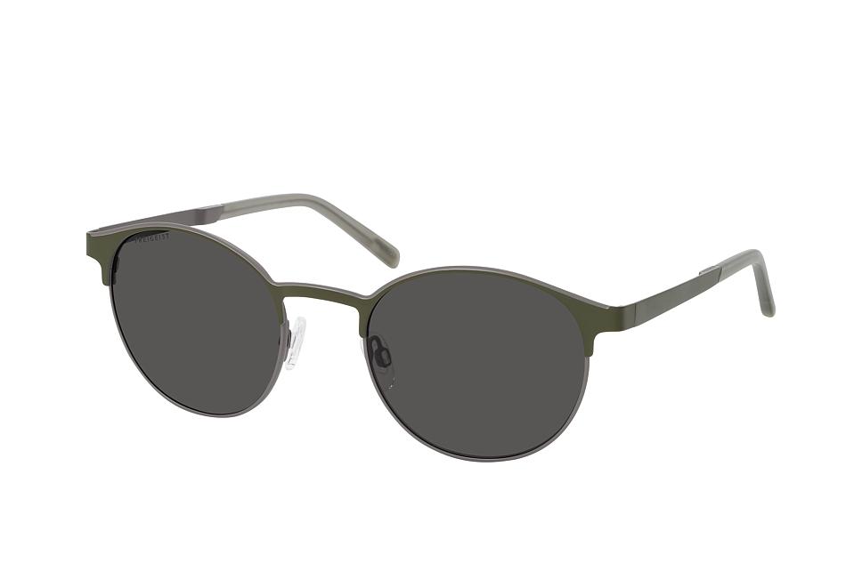 freigeist -  865006 40, Quadratische Sonnenbrille, Herren, in Sehstärke erhältlich