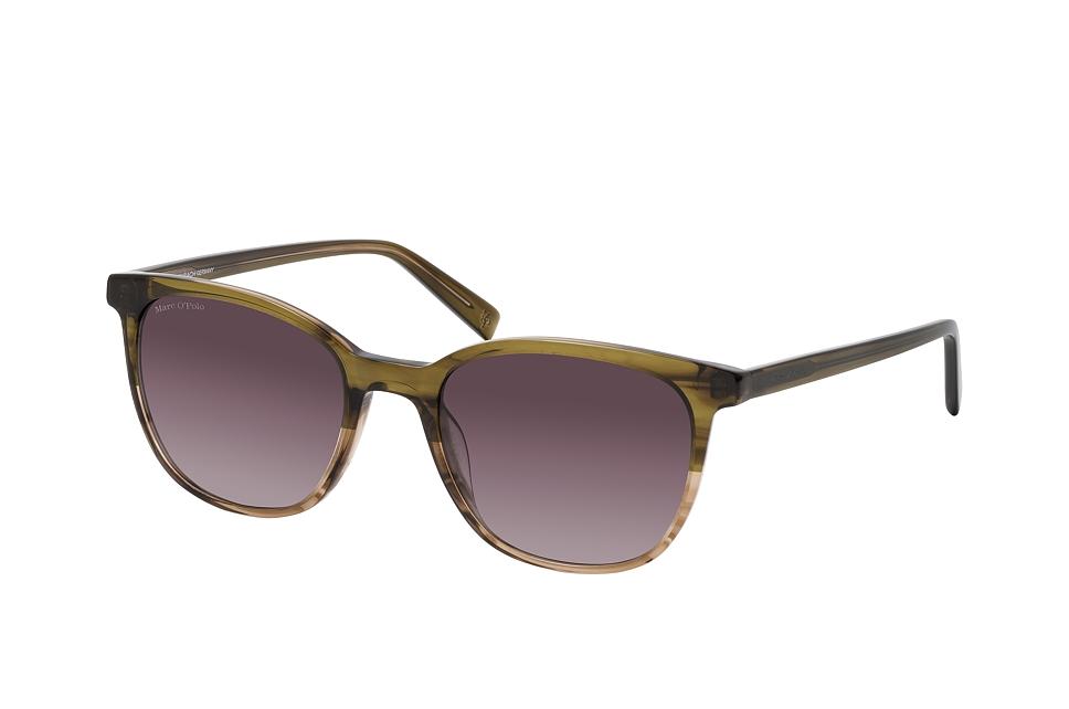 marc o'polo eyewear -  506135 40, Quadratische Sonnenbrille, Damen, in Sehstärke erhältlich