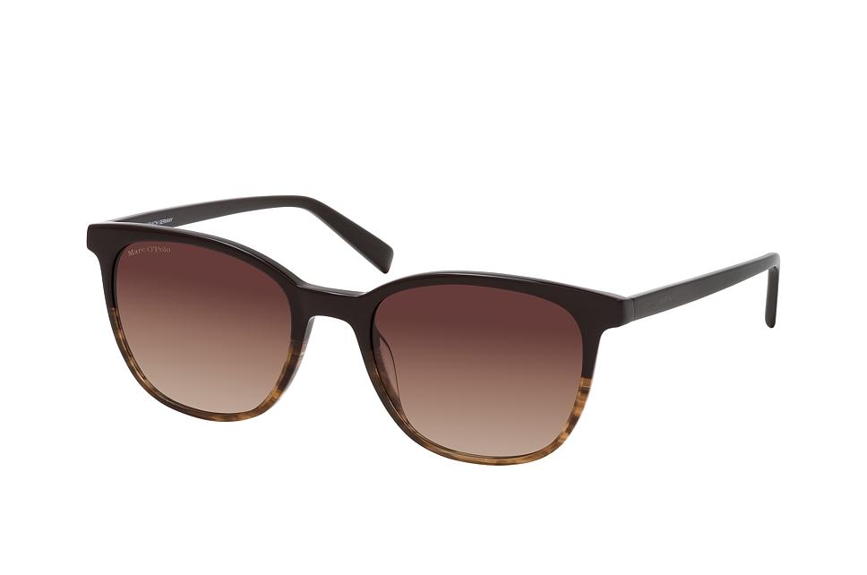 marc o'polo eyewear -  506135 62, Quadratische Sonnenbrille, Damen, in Sehstärke erhältlich