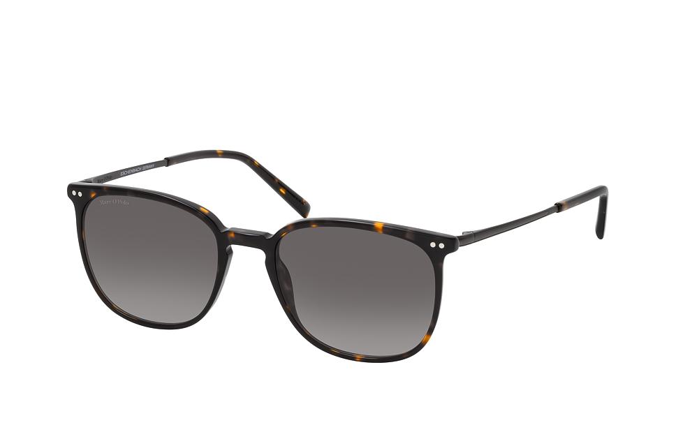marc o'polo eyewear -  506184 61, Quadratische Sonnenbrille, Herren, in Sehstärke erhältlich