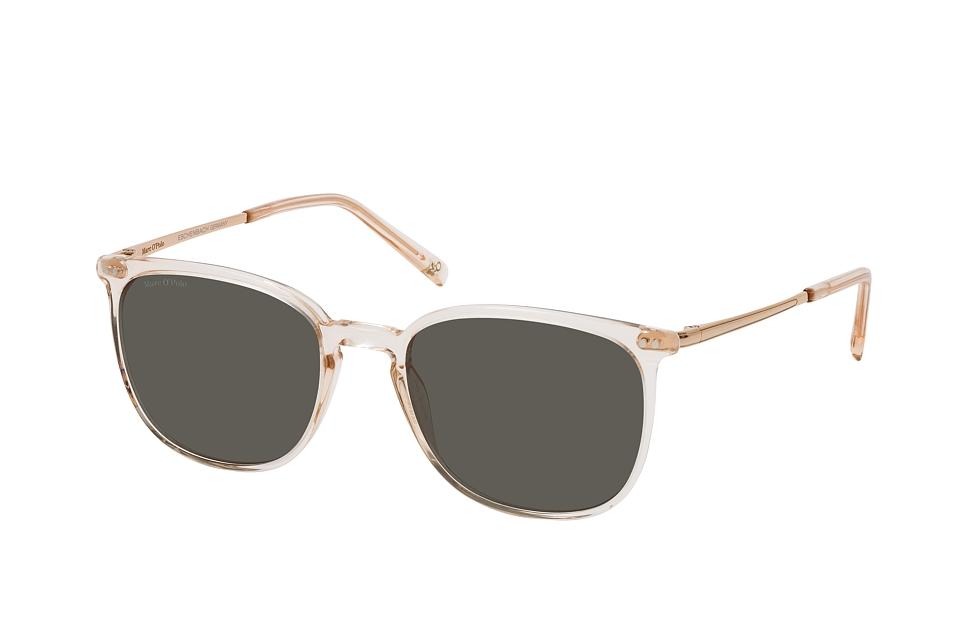 marc o'polo eyewear -  506184 90, Quadratische Sonnenbrille, Herren, in Sehstärke erhältlich