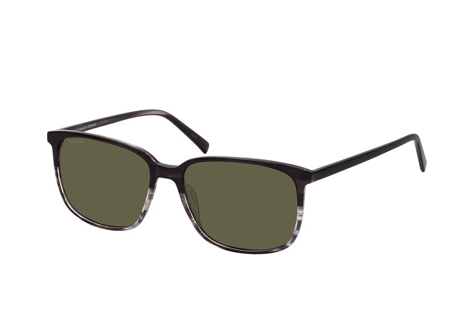 marc o'polo eyewear -  506187 10, Quadratische Sonnenbrille, Herren, in Sehstärke erhältlich