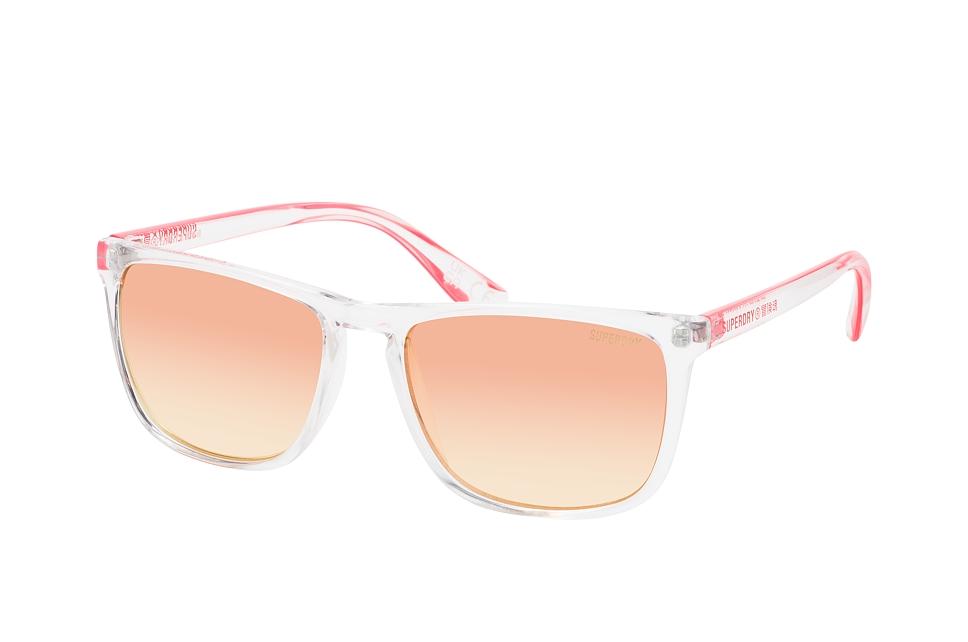 superdry -  SDS SHOCKWAVE 150, Rechteckige Sonnenbrille, Damen, in Sehstärke erhältlich