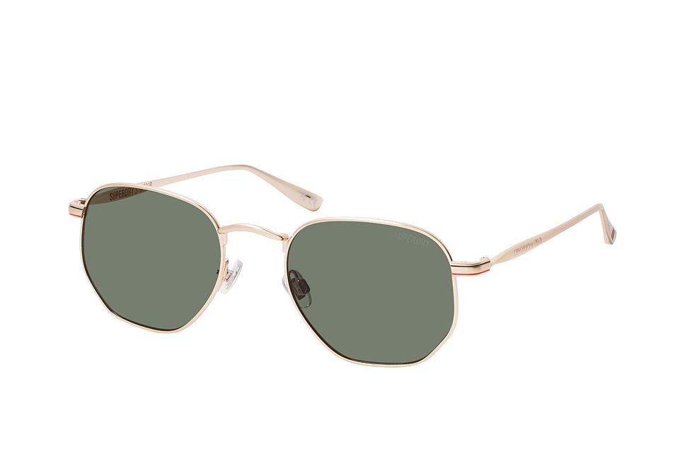 superdry -  SDS STUDIOSCREW 001, Quadratische Sonnenbrille, Damen, in Sehstärke erhältlich
