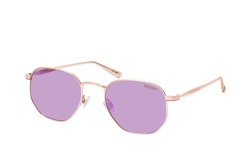 superdry -  SDS STUDIOSCREW 272, Quadratische Sonnenbrille, Damen, in Sehstärke erhältlich