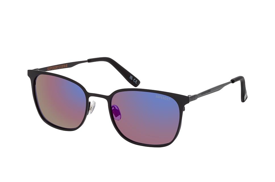 superdry -  SDS VINTAGEDUO 027, Quadratische Sonnenbrille, Herren, in Sehstärke erhältlich