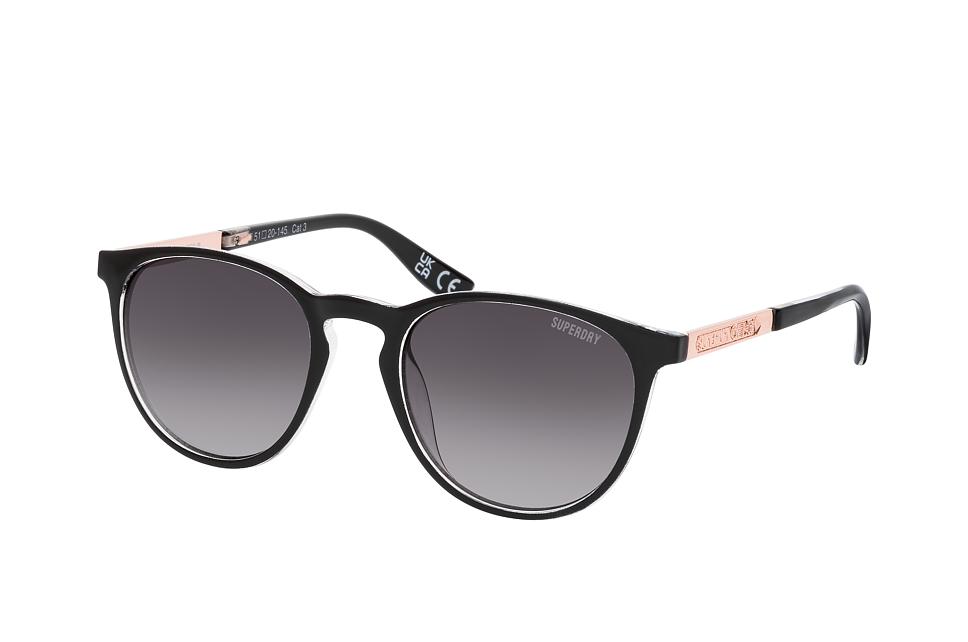 superdry -  SDS VINTAGESUIKA 104, Runde Sonnenbrille, Damen, in Sehstärke erhältlich