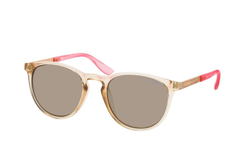 superdry -  SDS VINTAGESUIKA 118, Runde Sonnenbrille, Damen, in Sehstärke erhältlich