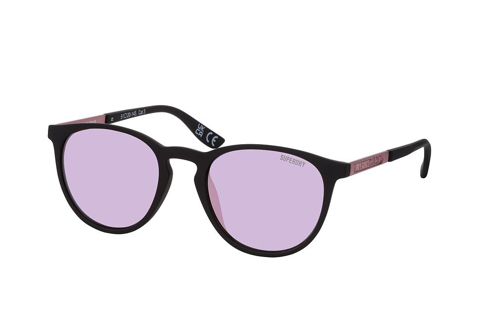 superdry -  SDS VINTAGESUIKA 191, Runde Sonnenbrille, Damen, in Sehstärke erhältlich