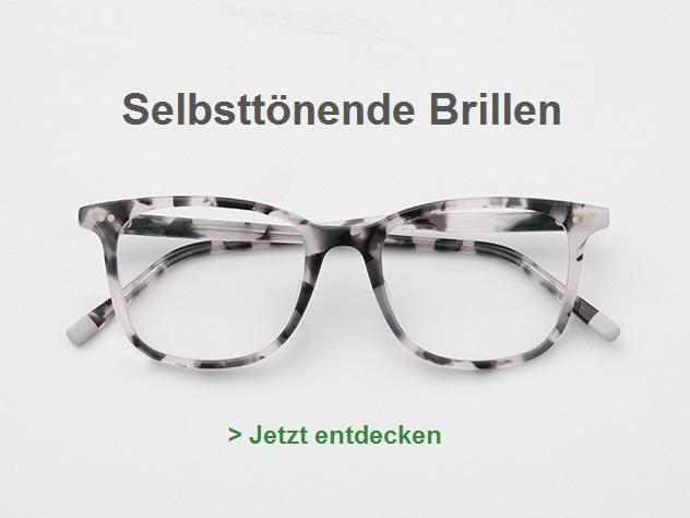 Rabatt-Sammlung bester Großhändler 2019 Ausverkauf Phototrope Gläser   Mister Spex Ratgeber