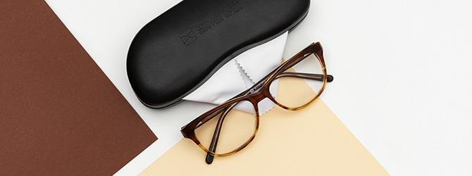 Brillengestell wechseln