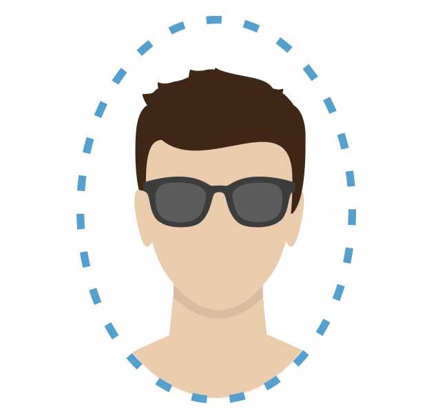 9607c7877bc3 Die richtige Sonnenbrille für Ihre Gesichtsform | Mister Spex Ratgeber