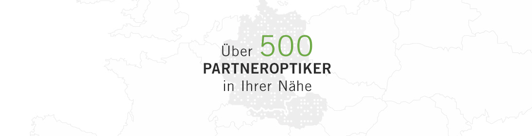 Kostenloser Sehtest vor Ort bei über 550 Partneroptikern