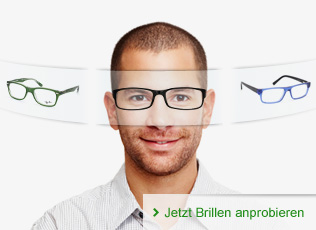 bd034f0d56607b Brille online anprobieren - Service bei Mister Spex