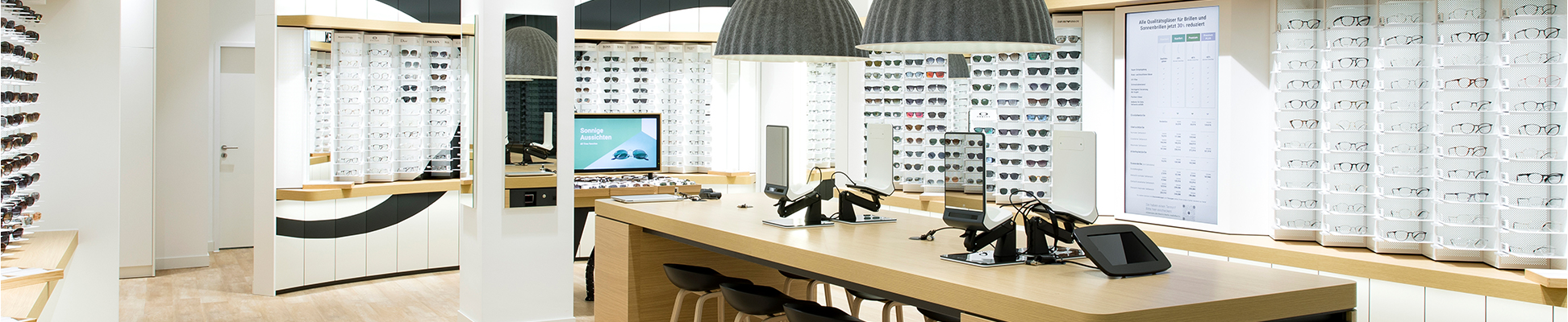 Mister Spex Optiker  Mall of Berlin