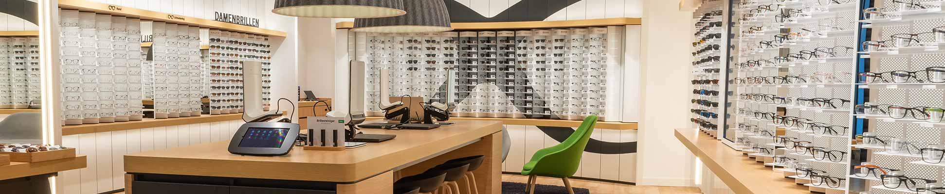 Mister Spex Optiker Saarbrucken Europa Galerie