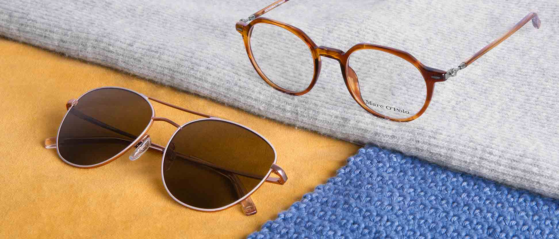 Editorial: MARC O'POLO Eyewear