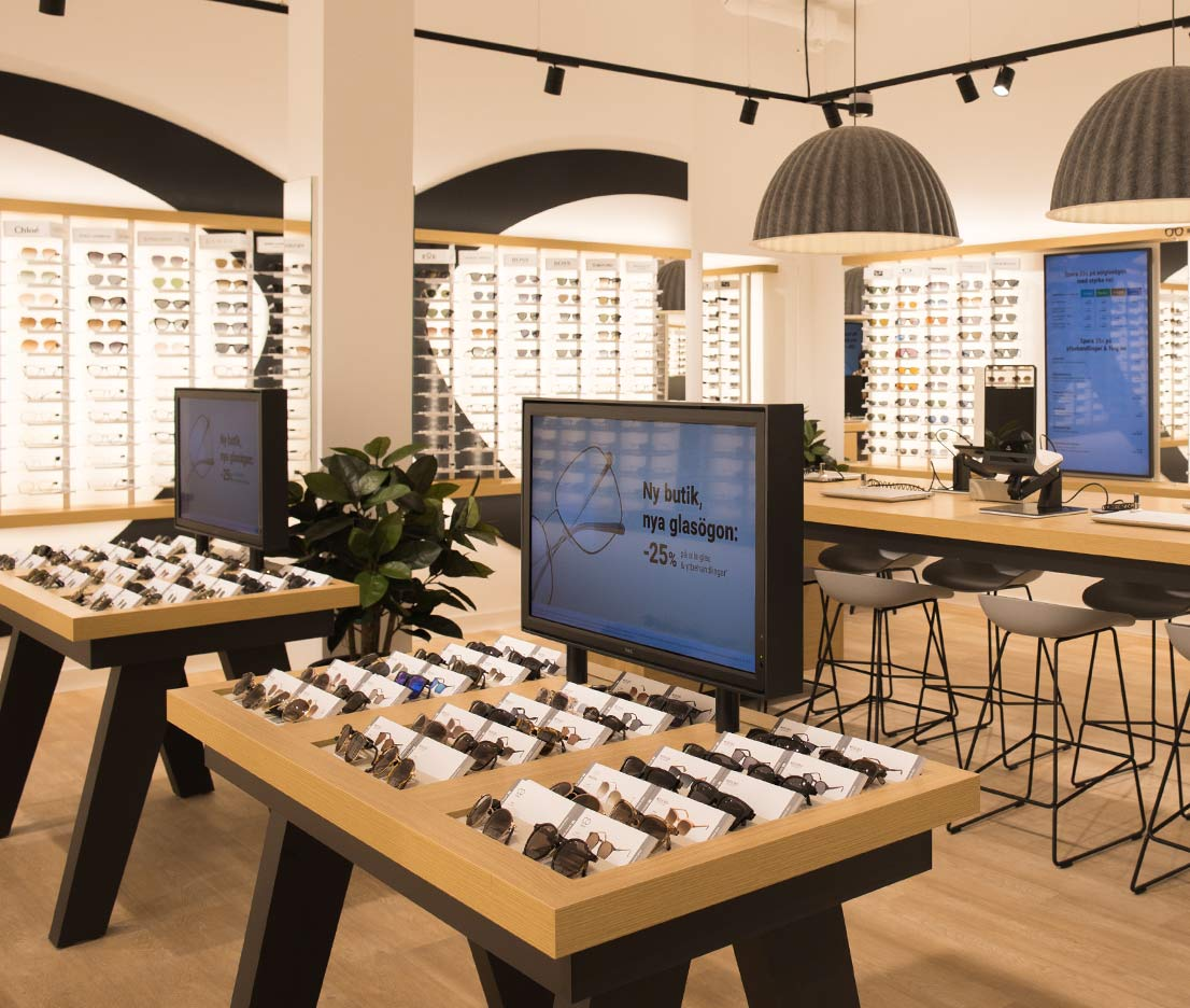 Mister Spex Stockholm / Mall of Scandinavia