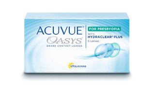 Acuvue Oasys for Presbyopia