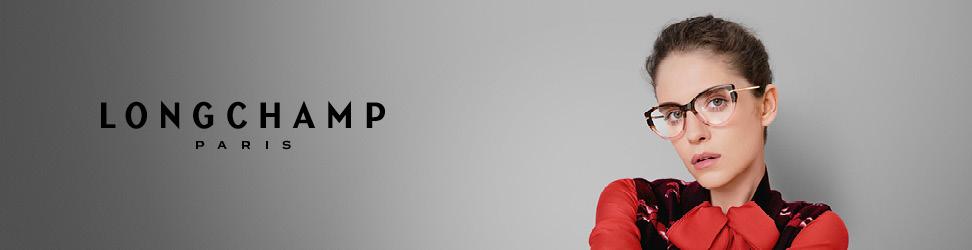 Longchamp Lunettes de vue femme chez Mister Spex 52ed63c92f00