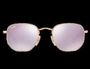 Ray-Ban Flat lenses