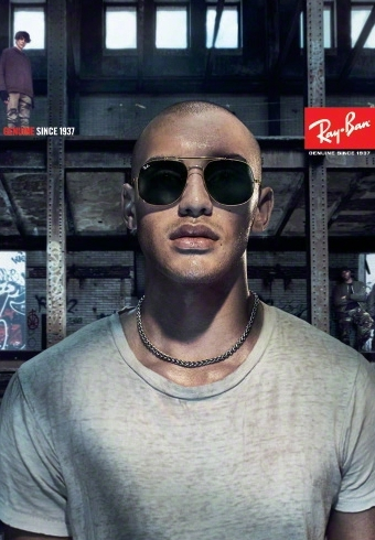 Ray-Ban Sonnebrillen