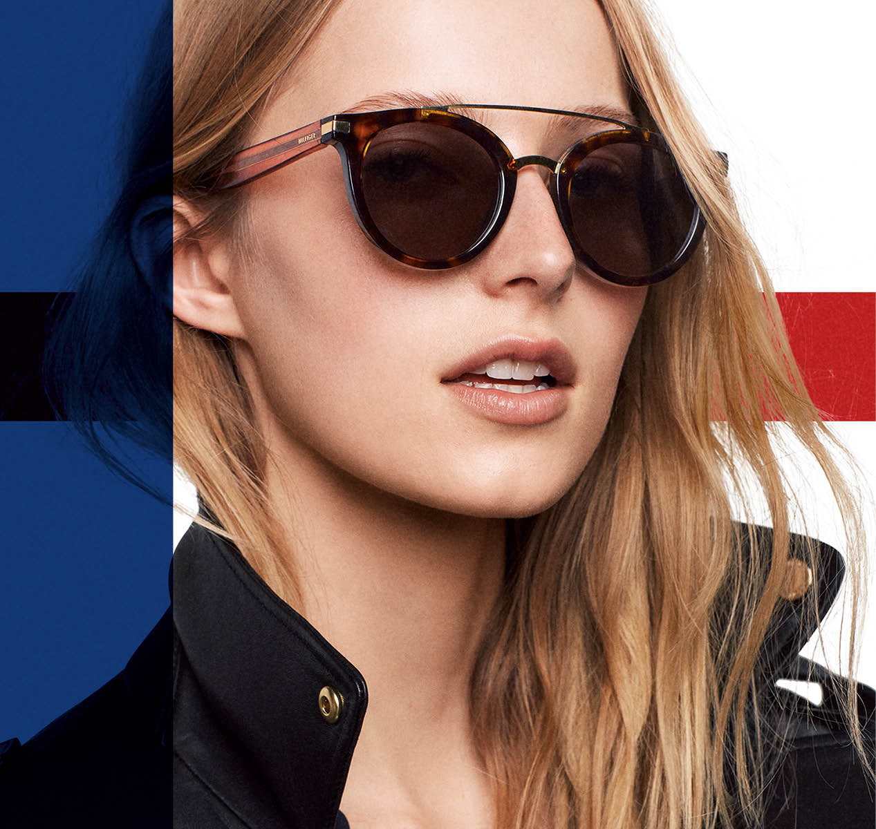 534a0eb0948e8 Their recognisable red, white and blue colour palette, showcases the best  of that classic all American look. Tommy Hilfiger glasses and sunglasses  are as ...