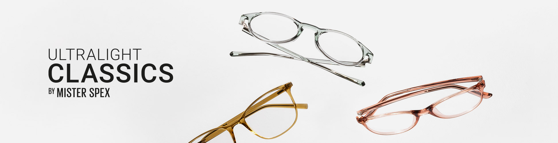 d876ad9bc4b Ultralight Classics Glasses at Mister Spex UK