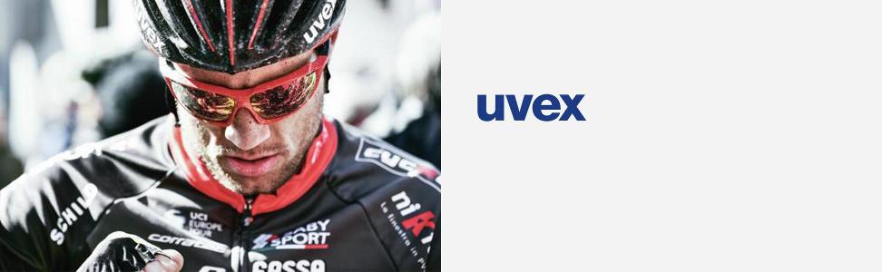 La marque allemande de lunetterie Uvex n est pas seulement un classique  mais se positionne aussi en haut de la concurrence. Leur technologie unique  ... 55514e27cd8a