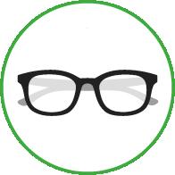 Brille erhalten