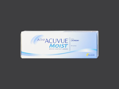 1-Day ACUVUE Moist Kontaktlinsen