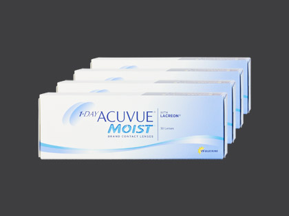 1-Day Acuvue Moist Tageslinsen