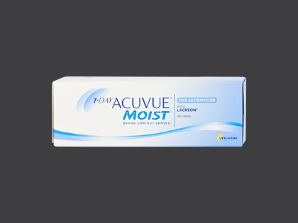 1 DAY ACUVUE MOIST for Astigmatism Kontaktlinsen