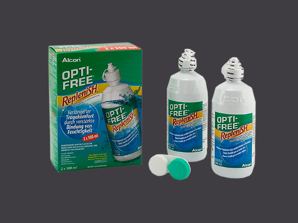 Opti Free RepleniSH Twinbox