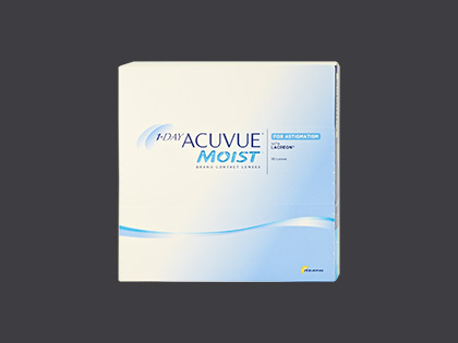 1-Day ACUVUE Moist for astigmatism Kontaktlinsen